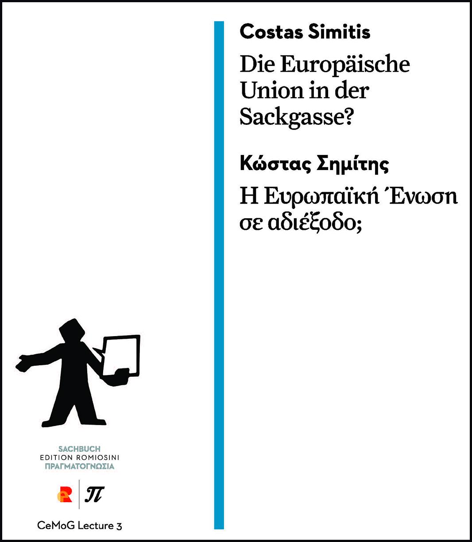 Titelbild für Die Europäische Union in der Sackgasse?