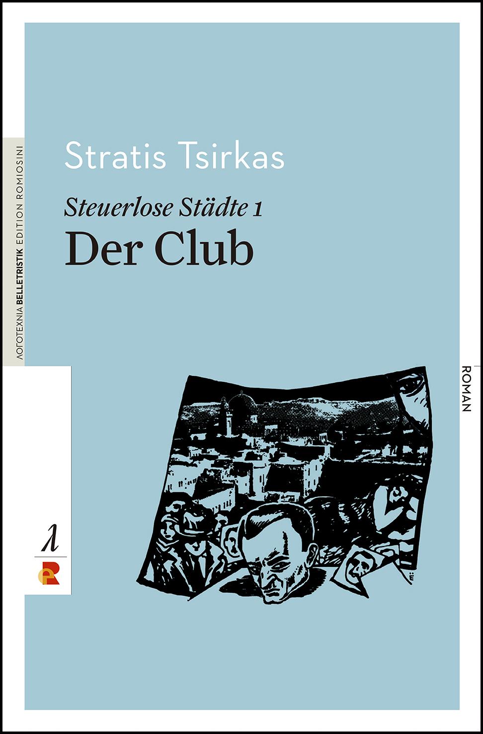 Titelbild für Steuerlose Städte - 1: Der Club