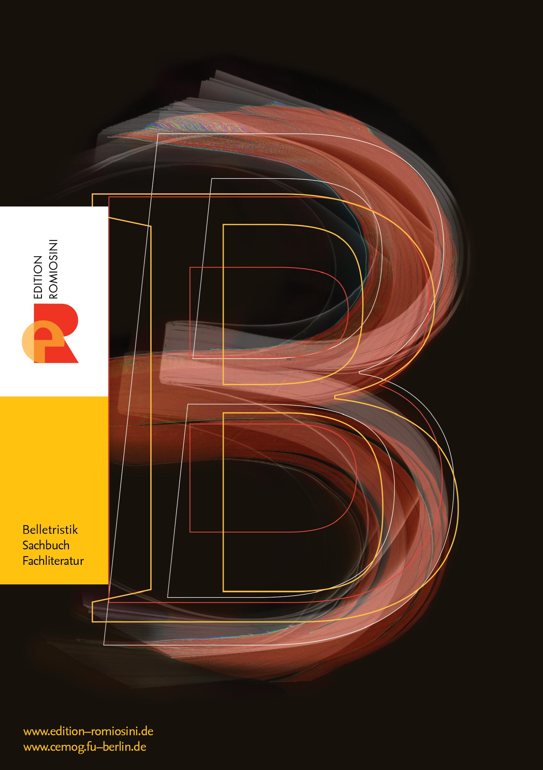 Titelbild für Editionsprogramm 2015-2018