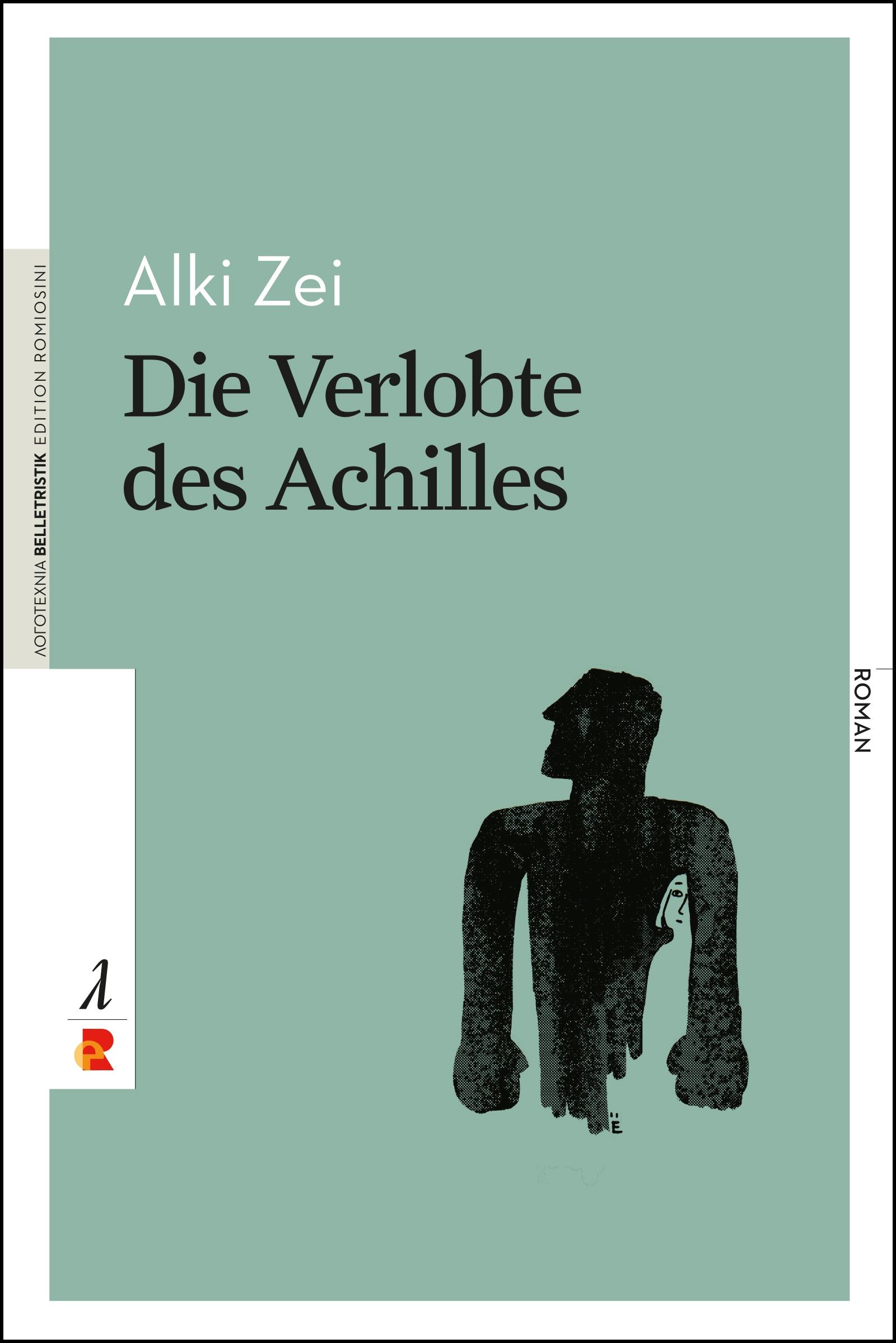 Titelbild für Die Verlobte des Achilles