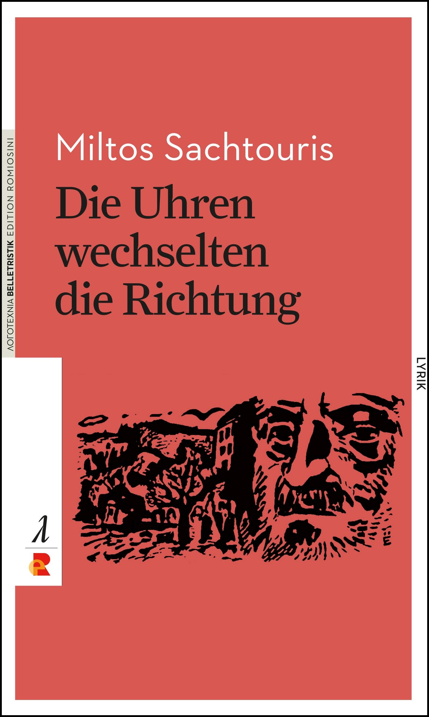 Titelbild für Die Uhren wechselten die Richtung: Gedichte 1945-1998