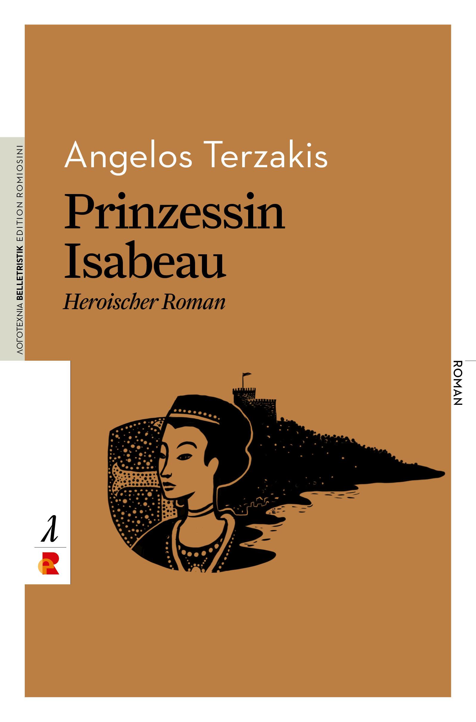 Titelbild für Prinzessin Isabeau: Heroischer Roman