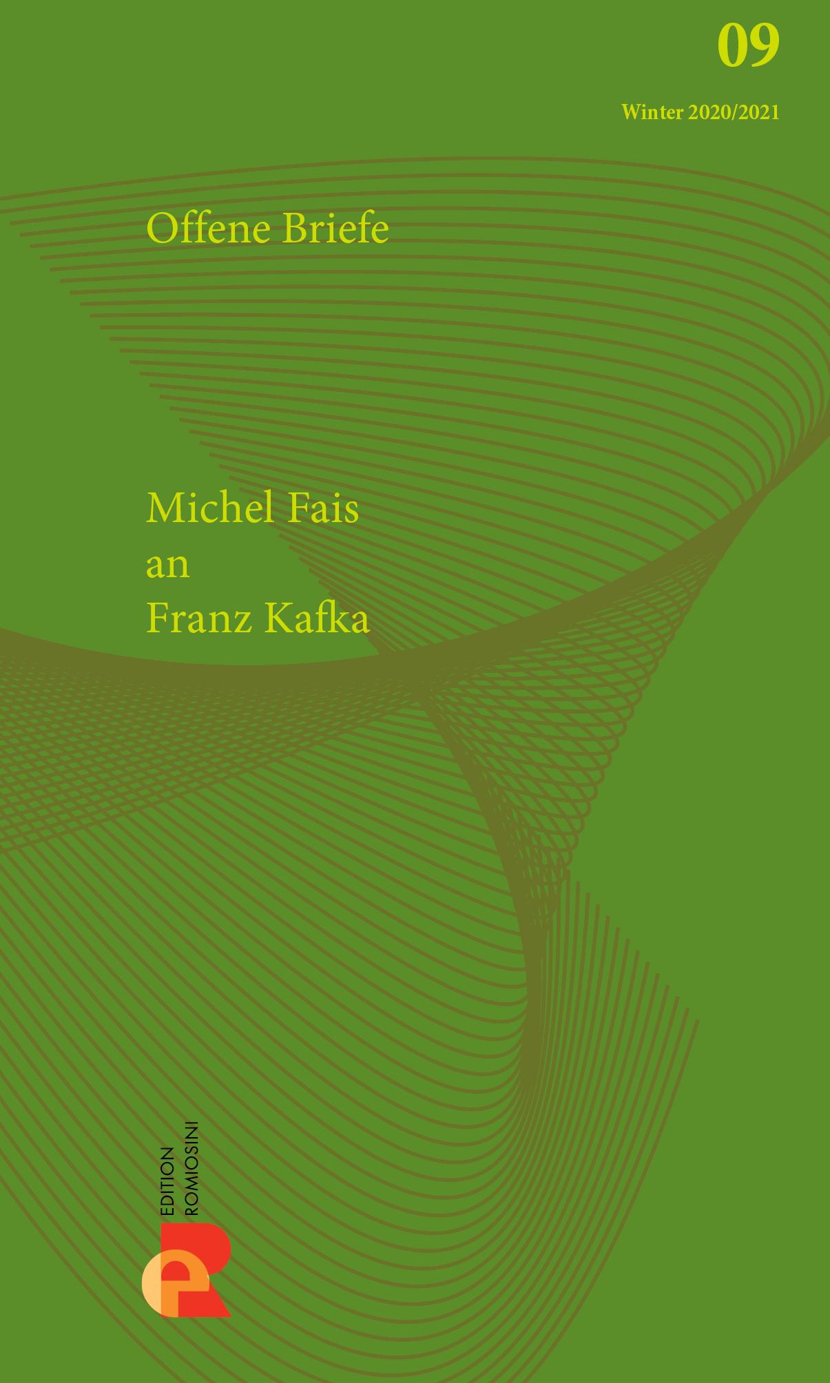 Titelbild für Brief an Franz Kafka